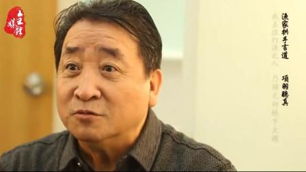 姜昆国外接受采访,即兴表演贯口《浑人》,相比郭德纲水平如何?