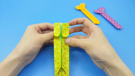 手把手教你折一种简单的爱心书签,让孩子爱上读书 折纸教程