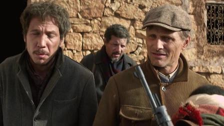 《远离人迹》年代下两个男人的逃亡,在途中历经艰险后成为朋友
