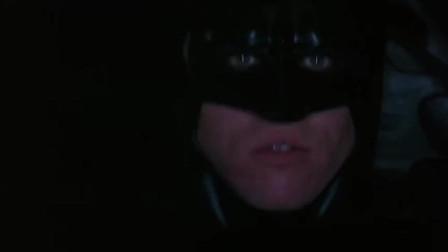 蝙蝠侠与双面人的城市追逐战,真是太刺激,太震撼了