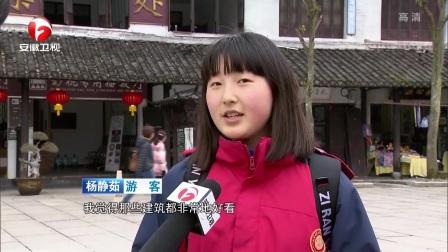 安徽新闻联播 2019 春游江淮请您来:皖山皖水景如画