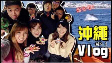 【鱼乾】冬天的冲绳玩什么?冷冷的就是要赏鲸!EP1