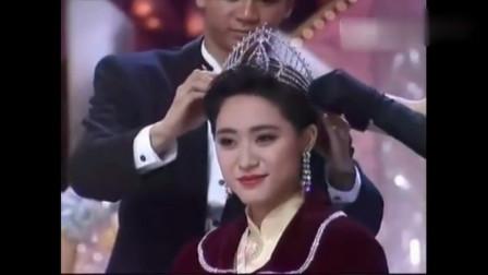 香港小姐陈法蓉,高贵气质力压群芳
