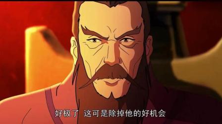 三国动漫: 司马懿诈病赚曹爽, 磨剑十年, 一出鞘, 掌握魏国天下!