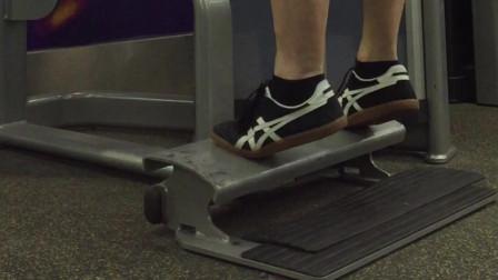 小腿训练记录
