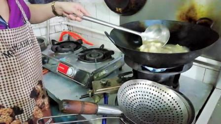 35岁的粤菜厨师想加工资,让他做这道椒盐鱼,厨师长看了再加1千