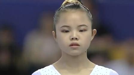 体操单项世界杯多哈站收官日 中国队日进双金