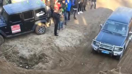 猎豹汽车:坡可能上不去,但保险杠绝对保险