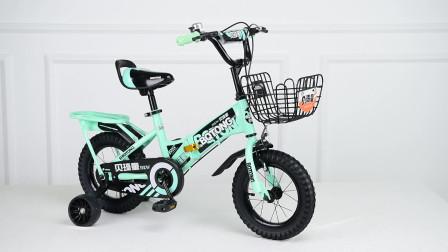 儿童自行车安装教程20190324