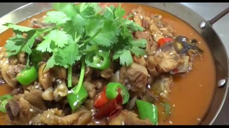 厨师长教你火锅鸡的正确做法,香辣过瘾味道棒,你觉得怎么样?
