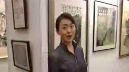 《中国嘉德春季拍卖会》2002(4),中国第一拍卖师:高德明.