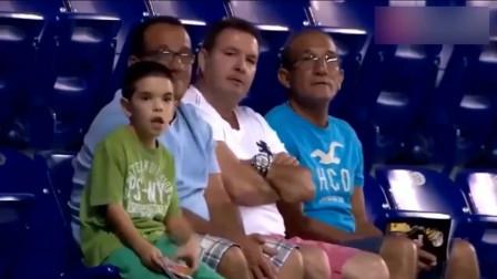 体育比赛中各种搞笑尴尬镜头合集,一个比一个