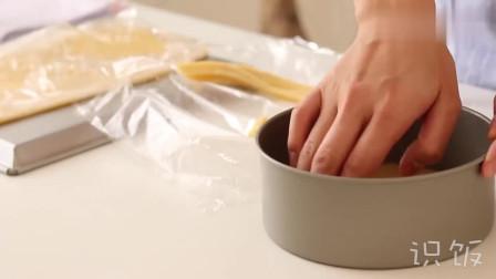 简约甜美的芝士布丁蛋挞,美味迷人的下午茶甜点