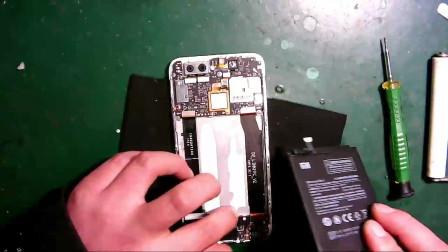 小米5x屏幕粉碎,单独换外屏可以完美搞定,到底是怎么修复的呢