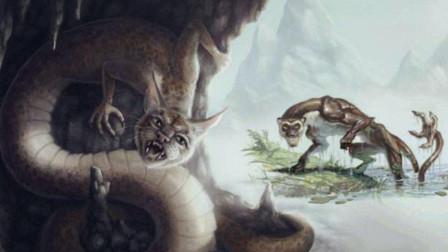 神秘生物塔佐蠕虫存在吗?外形很像猫头蛇身