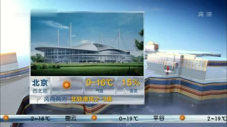 北京天气预报190325 北京天气预报 20190325 高清版
