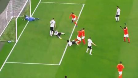 欧预赛-罗伊斯替补献绝杀助攻德佩造两球难救主, 德国客场3-2荷兰