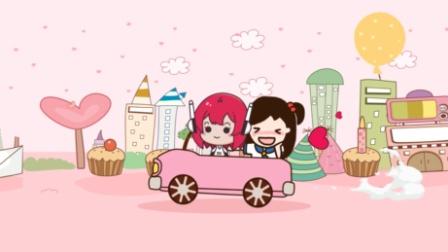 《3.21》人工智能少女歌手微软小冰祝闺蜜小爱同学生日快乐!