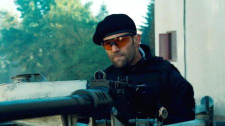 好莱坞火爆枪战大片 顶级硬汉特别行动组营救 全程火爆精彩