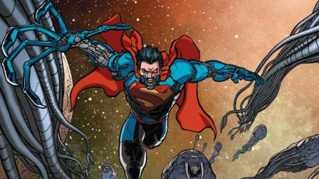 感染病毒的超人,被正义联盟抛弃,独自去外太空跟外星人决战!