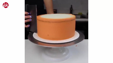 创意生日蛋糕制作视频,千篇一律的奶油蛋糕要下岗了