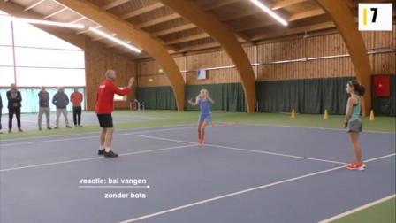 12岁专业组网球训练