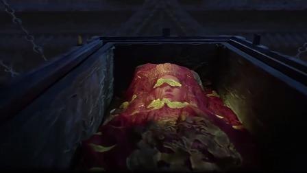 胡八一下墓摸金,却摸出一具貌美如花的女尸,不料却发生可怕的事