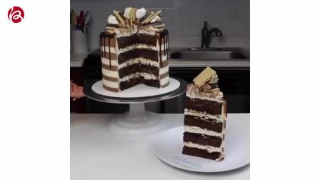 国外大师做蛋糕视频集锦,这步骤这手法,看着真是一种享受