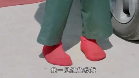 乡村爱情:赵四干仗干不过刘能,红袜子一出现,刘能必败无疑