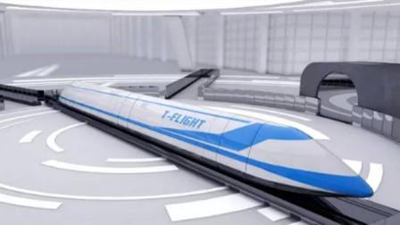 中国超音速高铁即将来临,时速4000公里,北京到武汉只要18分钟