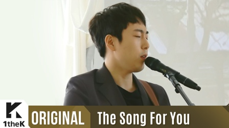 The Song For You: Jang Beom June(张凡俊) _ every moment with you(Live ver.)