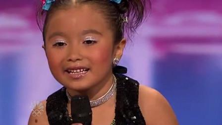 萌娃达人秀:六岁萝莉点燃全场,小小年纪才艺俱全,评委却不给通过
