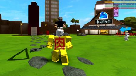 肉肉 roblox模拟游戏56功夫小字