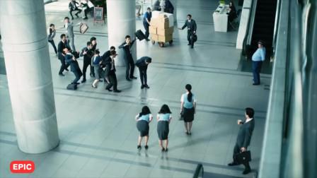 火遍抖音的日本社长向美少女鞠躬,原来是这个样子!