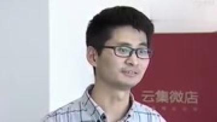 """浙江电视台报道云集微店"""","""