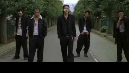 小栗旬《热血高校2》最帅经典镜头剪辑,喜欢吗