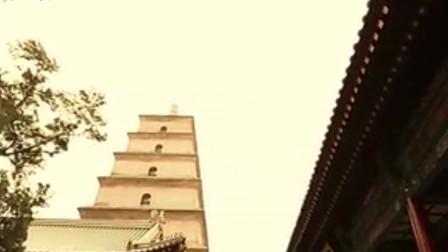 西安旅游景点,去大雁楼感受佛教建筑杰作,体会古建筑的气势