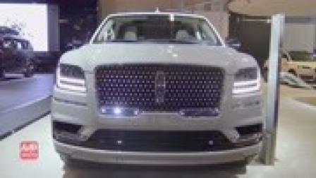 2019款林肯领航员大型SUV细节展示,感觉这台车很霸气