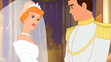 仙履奇缘3:王子意外失去记忆,忘记了一切,执意要娶灰姑娘的姐姐为妻