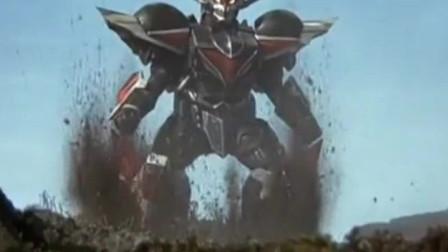 外星人变身打不过地球超星神战士居然直接召唤巨型高达机甲