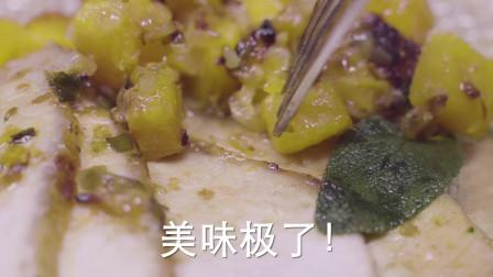 橄榄油食谱| 加入西班牙特级初榨橄榄油的烤猪肉配南瓜