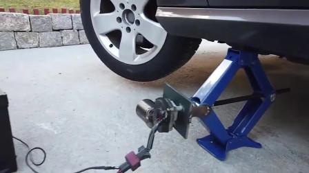 牛人发明制作的这种工具,真的太实用了,发明者真是脑洞大开-