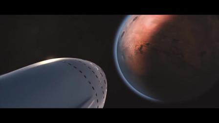 不光只造特斯拉汽车,马斯克还有其雄心壮志的火星计划