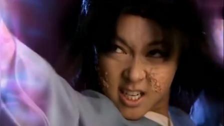 千年狐妖,看中人类女子的长相,准备把她脸皮扒下