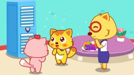 猫小帅故事 第383集 为什么空调能让屋里变凉