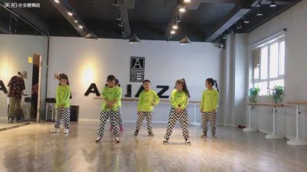 乌鲁木齐舞蹈培训, 少儿hiphop提高班hiphop