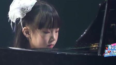 太唯美了!小萌娃钢琴演奏森林之鼓,网友:我还不如她