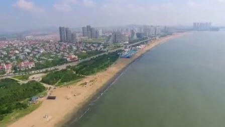 中国最美马拉松——仙境海岸.海阳马拉松,沿着沙滩奔跑!