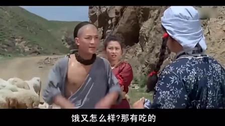 这部电影一定是李连杰最无厘头搞笑了 男扮女装斗军官 笑到腰酸
