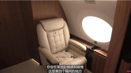 特斯拉老板伊隆·马斯克耗资7000万美元的湾流G650ER私人飞机